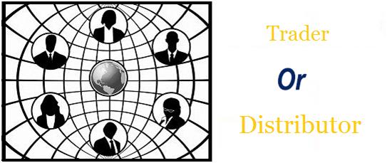 Traders or distributors